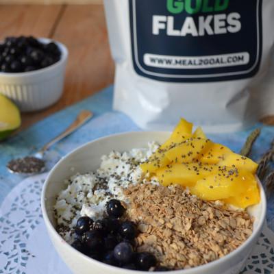 Flaky завтрак