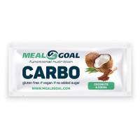 Фруктовый батончик: кокос и какао