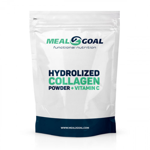 Коллаген гидролизованный с витамином С [250 г]