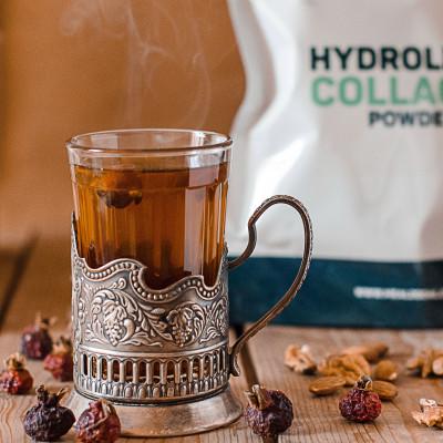 Витаминный чай с коллагеном