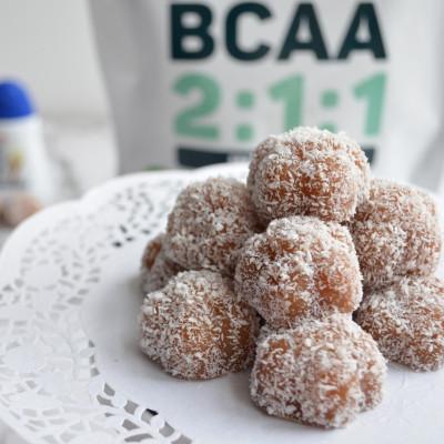 Мармелад с BCAA