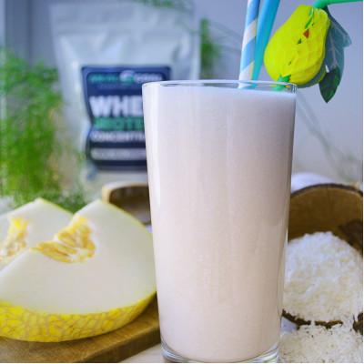 Молочная экзотика